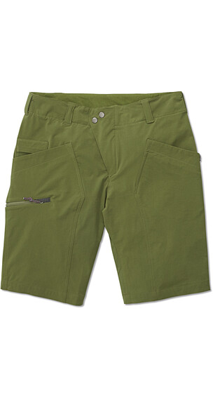 Klättermusen M's Magne Shorts Pine Green